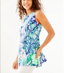 Lilly Pulitzer Donna tunic-large